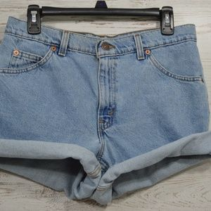 Vintage Levis High Waist Mom Jeans Size 10